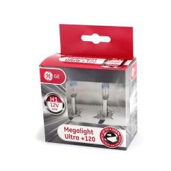 Halogénová žiarovka Megalight Ultra GE H1-MU120