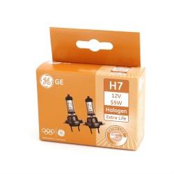 Halogénová žiarovka H7 Extra Life