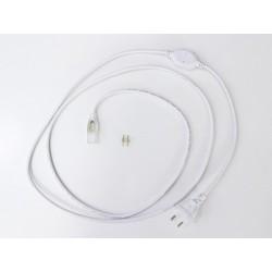 Napájací kábel pre jednofarebný LED pásik na 230V