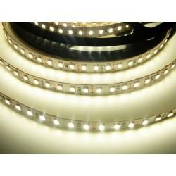 LED pásik 20W, 120 LED, 24V, Denná biela, nezaliaty