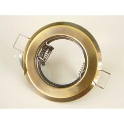 Podhľadový rámček R50-BR / M matná mosadz