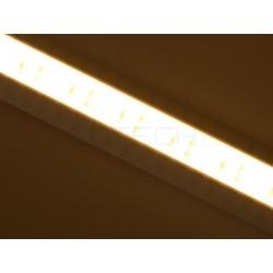 POWER nástenné lineárne osvetlenie kuchynskej linky - teplá biela