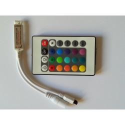 LED ovládač IR24B RGB mini