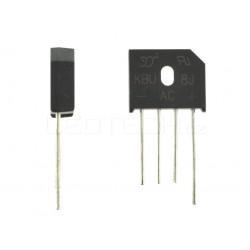Usmerňovacie mostíky pre 230V LED pásiky