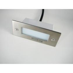 LED Vstavané svietidlo TAXI obdĺžnik