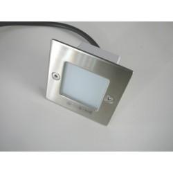 LED Vstavané svietidlo TAXI štvorec