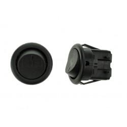 Vypínač kolískový 250V/3A čierny