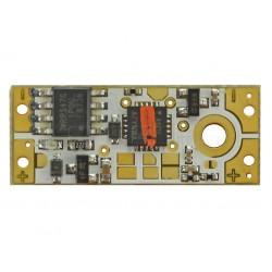 Dotykový LED stmievač do profilu pre jednofarebné LED pásiky