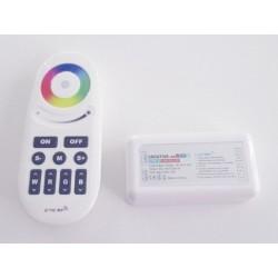 LED ovládač pre RGBW pásiky 24A