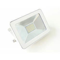 LED reflektor obdĺžnikový 15W biely