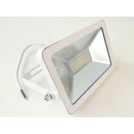 LED reflektor obdĺžnikový 30W biely