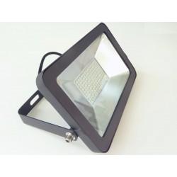 LED reflektor obdĺžnikový 50W čierny