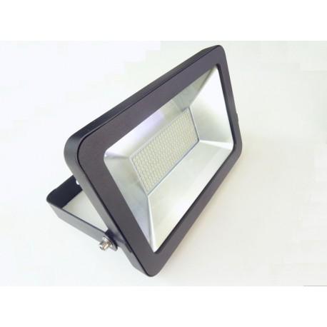 LED reflektor obdĺžnikový 100W čierny