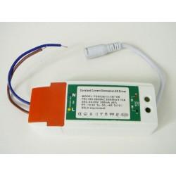 Stmievateľný zdroj pre 17W a 18W panel