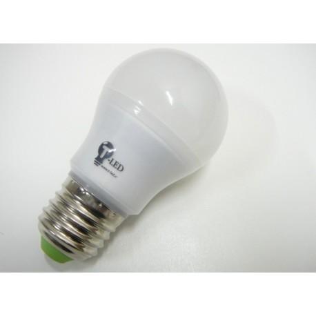 LED žiarovka E27 6W 360°