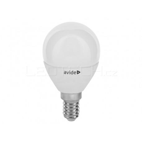 LED žiarovka E14 6W guľa