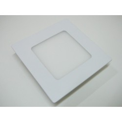 LED panel 6W štvorec 120x120mm