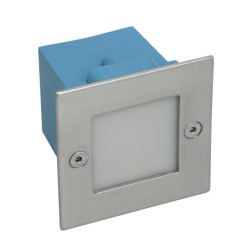 LED vstavané svietidlo TAXI SMD L C/M štvorec