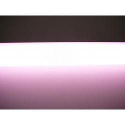 LED TRUBICA potravinárska ICD 120cm 18W - Ružová teplá