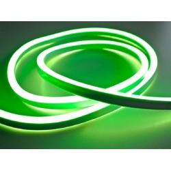 LED NEÓN pásik 230V - Zelený