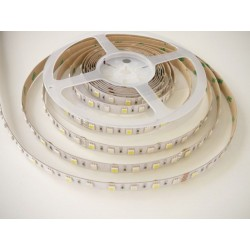 24V RGB+DW 14,4W vnútorný LED pásik záruka 3 roky - RGBW