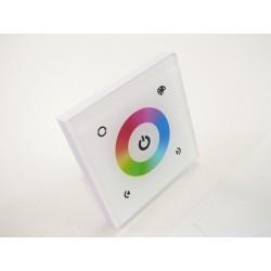 LED dotykový panel RGB 9E - Biely