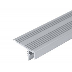 LED profil ST schodiskový - Profil bez krytu