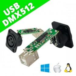 Modul USB - DMX512