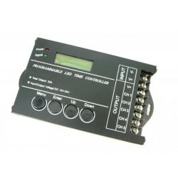 Programovateľný ovládač USB 5CH 20A pre LED