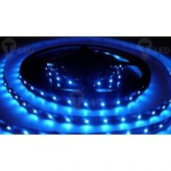 LED pásik 4.8W, 60 LED, Nezaliaty IP 20 - Modrý