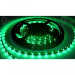 LED pásik 4.8W, 60 LED, Nezaliaty IP 20 - Zelený