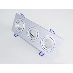 Podhľadový rámček D10-3 hliník
