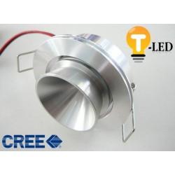 LED svietidlo TLZ-C3W-80 - Teplá biela
