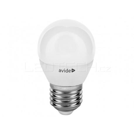 LED žiarovka E27 6W guľa