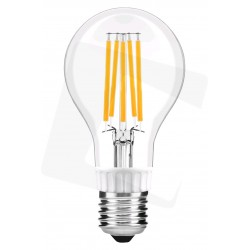 LED žiarovka E27 12W FILAMENT retro