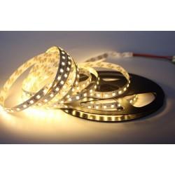 LED pásik 12W, 60 LED, Nezaliaty IP 20 - Teplá biela Avide