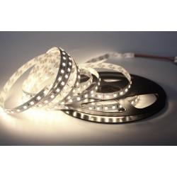 LED pásik 12W, 60 LED, Nezaliaty IP 20 - Denná biela Avide