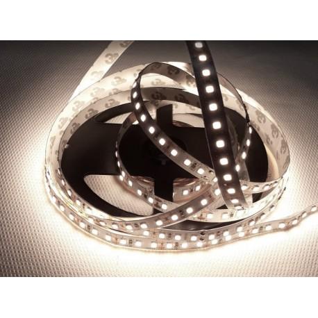 LED pásik 20W, 120 LED, Nezaliaty IP 20 - Denná biela Avide