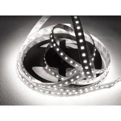 LED pásik 20W, 120 LED, Nezaliaty IP 20 - Studená biela Avide