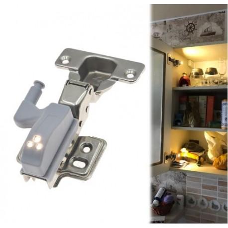 LED osvetlenie skriniek