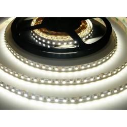LED pásik 9.6W, 120 LED, Nezaliaty IP 20 - Denná biela