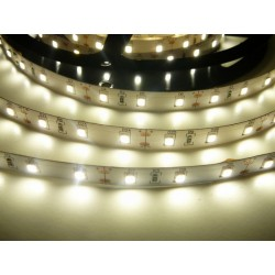 LED pásik 12W, 60 LED, Nezaliaty IP 20 - Denná biela