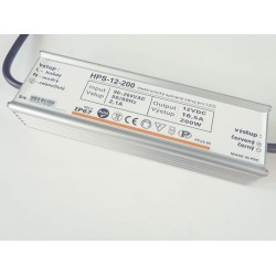 LED zdroj 12V 200W HPS-12-200 Záruka 5 rokov - 12V 200W zdroj HPS-12-200 Záruka 5 rokov