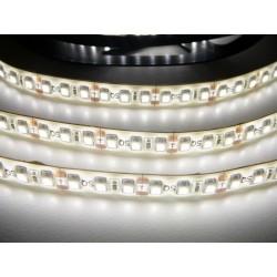 LED pásik 9.6W, 120 LED, Zaliaty IP 50 - Denná biela