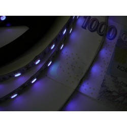 LED pásik 14.4W, 60 LED, Nezaliaty IP 20 - Originál UV