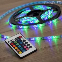 BandLed Viacfarebná LED Páska