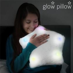 LED Vankúš v tvare hviezdy Glow Pillow