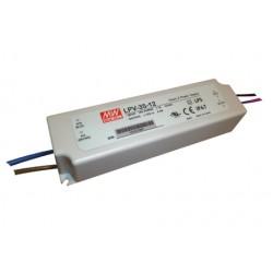 LED zdroj 12V 35W Mean Well LPV-35-12 IP67