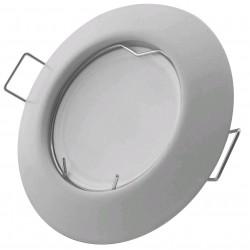 Podhledový rámeček bílý matný kónický C-W