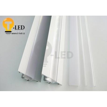 Rohový LED profil R1